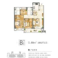 阳光城丽景湾B1户型89平.jpg