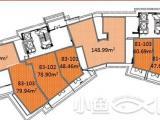 湖里高新技术园长租公寓底商自带商业街人流量大