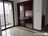 杏北小学旁中海锦城国际精装修3室中高层空房带四台空调