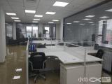 集美新城杏林湾营运中心高楼层带办公家具出租