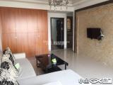 一线海景精装修80平两房宽敞客厅舒适起居室拎包住