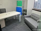 滨北建业大厦写字楼3室6500元/月难得的好户型急出租