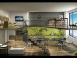 翔安隧道口一手SOHO,挑高四米五,建发物业,地铁口商场恒亿欧洲城附近