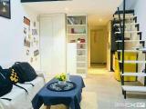 个人免中介火炬园安兜马珑小复式公寓家具家电齐全拎包入住押一付一多种风格