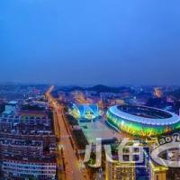 香江铂宫香江大厦楼顶俯瞰图