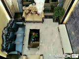 禹洲领海,高层楼中楼,6房4卫,附属面积100平。