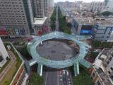 漳州将新建5座景观天桥 沃尔玛环形天桥完胜
