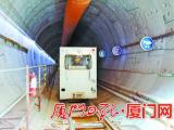 地铁2号线已完成9个车站主体施工 33个区间掘进52%