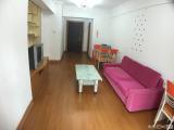 松柏湖滨北路宝华花园精装单身公寓厅带阳台电梯中层
