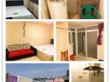 吕岭路建群花园单身公寓50m²,拧包入住。