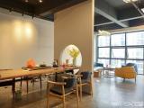 设计风120平带全套办公家具出租