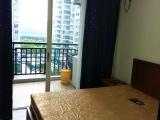 正规单身公寓,毗邻南湖公园,火车站附近,海晟棕蓝海