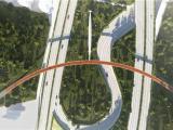 设计方案公布 厦门拟开建21公里全国最长空中步道