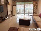 莲前卧龙晓城旁,金林花园三房+保姆房出租豪华装修