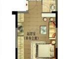 泉水湾单身公寓,总价160万,年轻人留厦的最佳选择