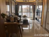 滨北地铁口松柏中学精装修3房电梯高层使用面积大急售
