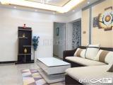 禾祥东地铁口凯旋广场3房2厅高层高档装修朝南满2年售538万