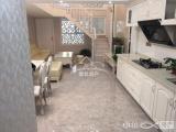 禹洲中央海岸复式楼中楼使用达120平精装3房仅185万