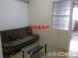 文灶BRT紫荆园花园小区精装一房一厅电梯高层急租
