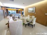 会展海峡一期水晶公寓AB栋高层精装东南北通透三面采光