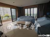 舒适大平层精装270平海峡国际社区水晶公寓品质社区有锁