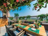 世茂国风长安别墅,送花园+露台+地下室+车库,使用260平,精装修