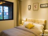 万达广场光景房金林湾花园精装正规一房一厅拎包入住