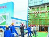 马銮湾保障房地铁社区一期最高主楼已施工至24层
