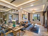 首付30万,买地铁口100平楼中楼,3房2厅3卫,集美环东海域海景房