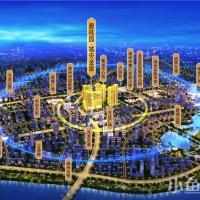 碧桂园城央金座区位图