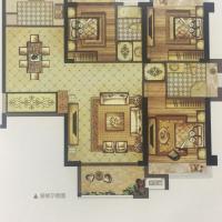 香江铂宫140㎡三房两厅两卫两阳台.jpg