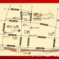 福晟钱隆樽品区位图
