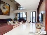 空中别墅精装使用600平高层万科金域蓝湾一期4室2厅