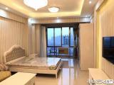 汇景新城家私家电齐干净舒适漂亮屋子通风采光好