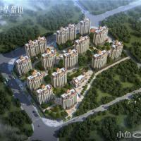 中扬漳华豪庭鸟瞰图