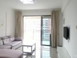 天虹旁绿苑新城中装正规2房12平大阳台随时方便看房