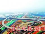 同翔大道工程有望在今年5月底完工 双向十车道