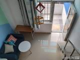 复式一房一厅超大阳台真实照片个人出租