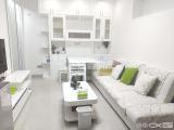 新出好房子业主换房急卖精装小二房中间楼层读松柏中学