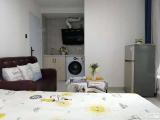 软件园南门对面,明丰财富中心精装修单身公寓出租
