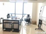 万科云玺3房带办公设备高层看湾景万达软件园停车方便