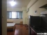 降价万达公寓实木家具地板墙纸很新大凸窗软件园万科