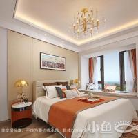 国贸天成一二期高层样板房-94平-卧室2.jpg