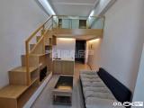 乐购旁,拎包入住,五缘yoholoft复式楼中楼单身公寓