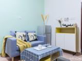 海沧生活区,品牌公寓,精装一室一厅首次出租