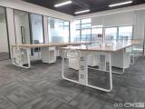 软件园地铁口205平带全套办公家具随时看房采光好拎包