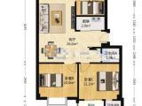 广兴新城精装三房3室2厅2卫72.88m²装修合理格局好!