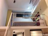 房东直租无中介费!火车站商圈莲坂东浦路尚青春国际公寓复式一房一厅