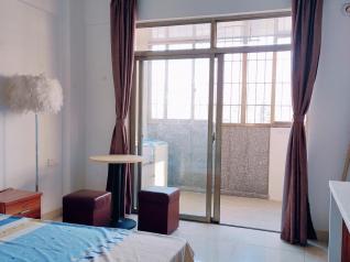 《个人房源出租》-精装大阳台单间+SM商圈+标准公寓+居住证