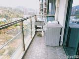 火车站附近,林海阳光,紧邻龙山桥BRT看房方便,拎包入住!